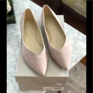 Marc Fisher Analia Suede Flats